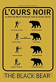 The Black Bear Poster