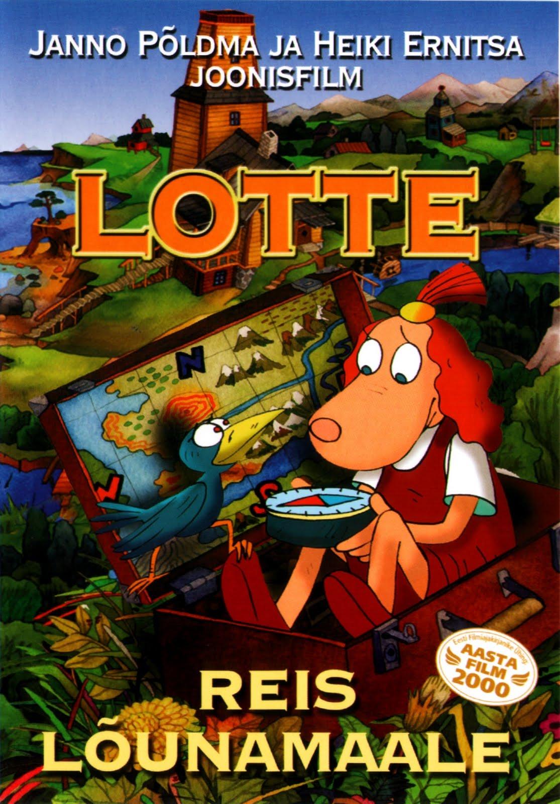 Lotte reis lõunamaale (Video 2000) - IMDb