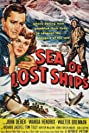 Sea of Lost Ships (1953) Poster