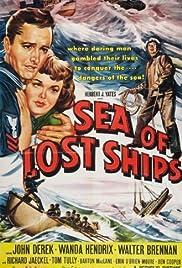 Sea of Lost Ships (1953) starring John Derek on DVD on DVD