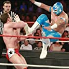 Super Nova and Petey Williams in Lucha Libre USA: Masked Warriors (2010)
