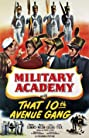 Military Academy with That Tenth Avenue Gang (1950) Poster