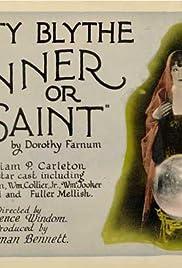 Sinner or Saint Poster