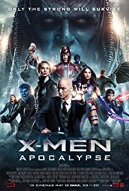 X-Men: Apocalypse (2016) Full Movie Watch Online thumbnail