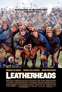 Movies single link free download Leatherheads [Full]