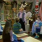 Soleil Moon Frye, Dody Goodman, and Cherie Johnson in Punky Brewster (1984)