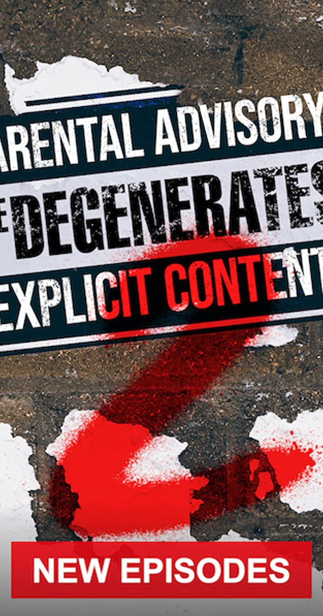 Download The Degenerates or watch streaming online complete episodes of  Season2 in HD 720p 1080p using torrent