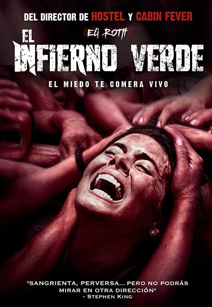 The Green Inferno (2013) Hindi Dubbed