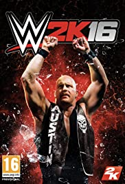 WWE 2K16 Poster