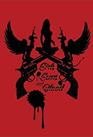 Girls Guns and Blood Poster