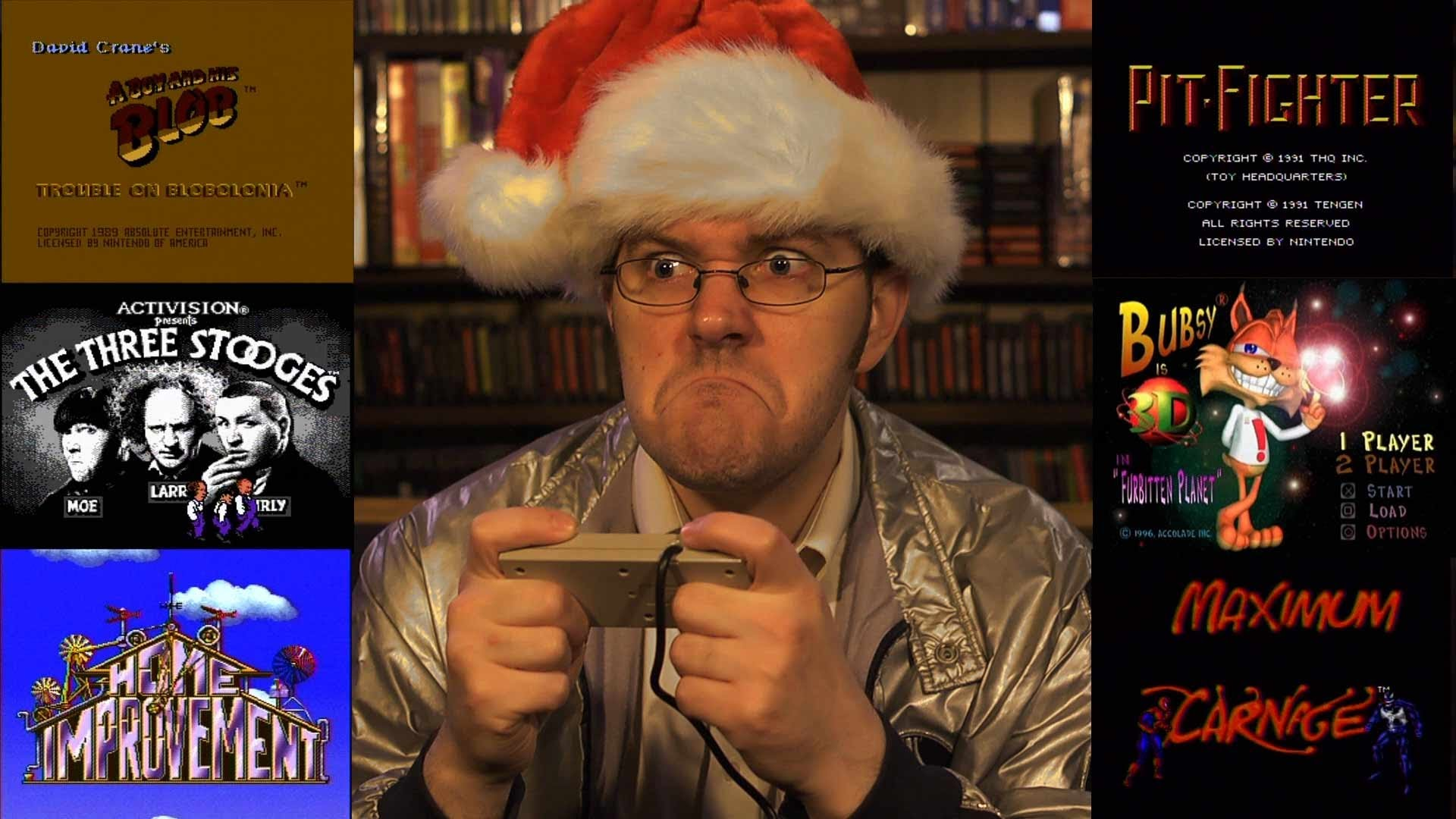 The Angry Video Game Nerd Wish List Part 2 Tv Episode 2013 Imdb
