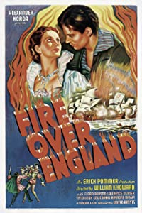 Full hd movie trailer free download Fire Over England UK [1080i]