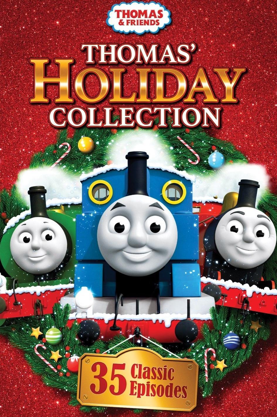 Thomas & Friends: Thomas' Holiday Collection (Video 2017) - IMDb