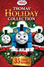 Thomas & Friends: Thomas' Holiday Collection (2017) Poster