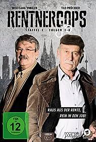 Tilo Prückner and Wolfgang Winkler in Rentnercops: Jeder Tag zählt! (2015)