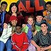 Amanda Bynes, Kel Mitchell, Lori Beth Denberg, Leon Frierson, Christy Knowings, Josh Server, Danny Tamberelli, and Kenan Thompson in All That (1994)