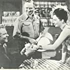 Gene Autry, Alan Hale Jr., and Mary Beth Hughes in Riders in the Sky (1949)
