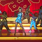 Linda Moon (CHRISTINA MILIAN) performs at the MTV Music Video Awards in MGM Pictures' comedy BE COOL.