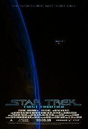 Star Trek First Frontier Poster