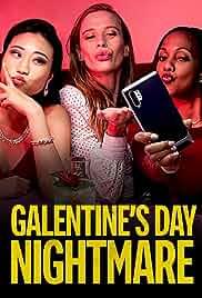 Galentine's Day Nightmare (2021) HDRip English Full Movie Watch Online Free