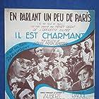 Louis Baron fils, Martine de Breteuil, Rochelle Carley, Cassive, Marthe Derminy, Henri Garat, Meg Lemonnier, and Suzette O'Nil in Il est charmant (1932)