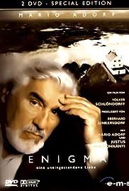 Enigma - Eine uneingestandene Liebe Poster