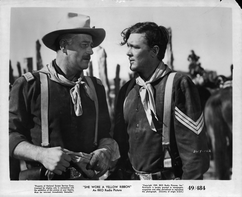 She Wore a Yellow Ribbon (1949) - Photo Gallery - IMDb