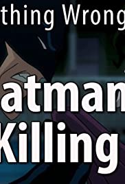 Everything Wrong with Batman: The Killing Joke Poster