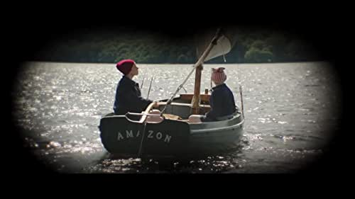 'Swallows and Amazons' follows four children dreaming of escape from the tedium of a summer holiday in the Lake District with their mother. When finally given permission to camp on their own on a remote island in the middle of a vast lake, they are overjoyed. But when they get there they discover they may not be alone... As a desperate battle for ownership of the island ensues, the real dangers of an adult world on the brink of war encroach on their paradise in the form of a mysterious pair of Russian spies hot on the tail of the enigmatic Jim Turner. As the sleepy British summer is turned on its head, the children must learn skills of survival, responsibility, and the all-important value of friendship.