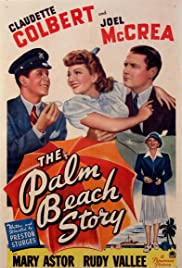 The Palm Beach Story (1942) Poster - Movie Forum, Cast, Reviews