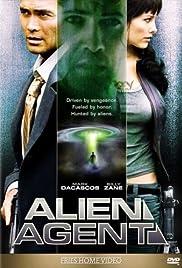 Alien Agent Poster