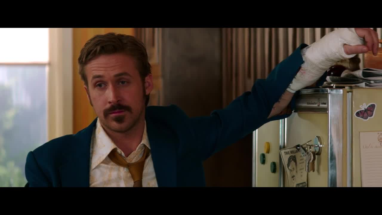 The Nice Guys 720p torrent