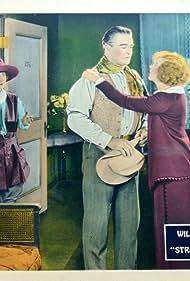 Marguerite Clayton, William Desmond, and Ruth Stonehouse in Straight Through (1925)