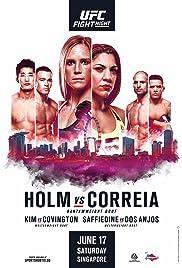 UFC Fight Night: Holm vs. Correia (2017) - IMDb