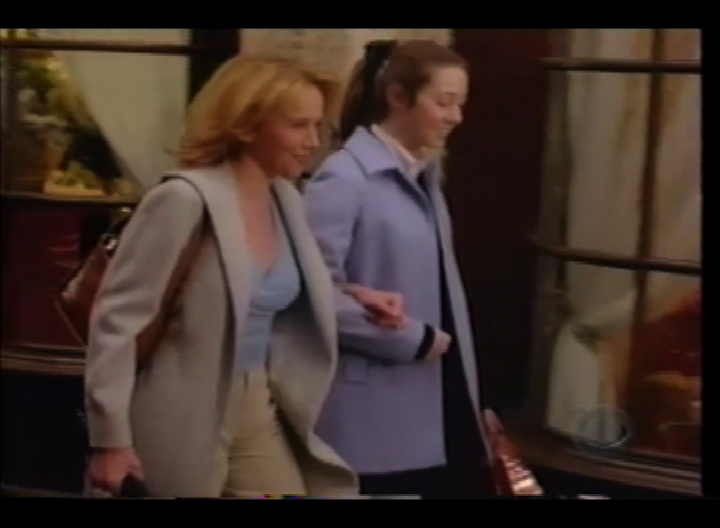 Still of Rachel Grate and Linda Purl in First Monday