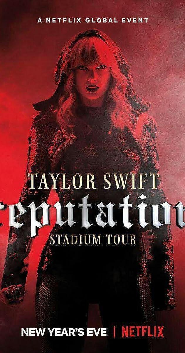 Subtitle of Taylor Swift: Reputation Stadium Tour