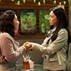 Mi-ran Ra and Soo-min Lee in The Dude in Me (2019)