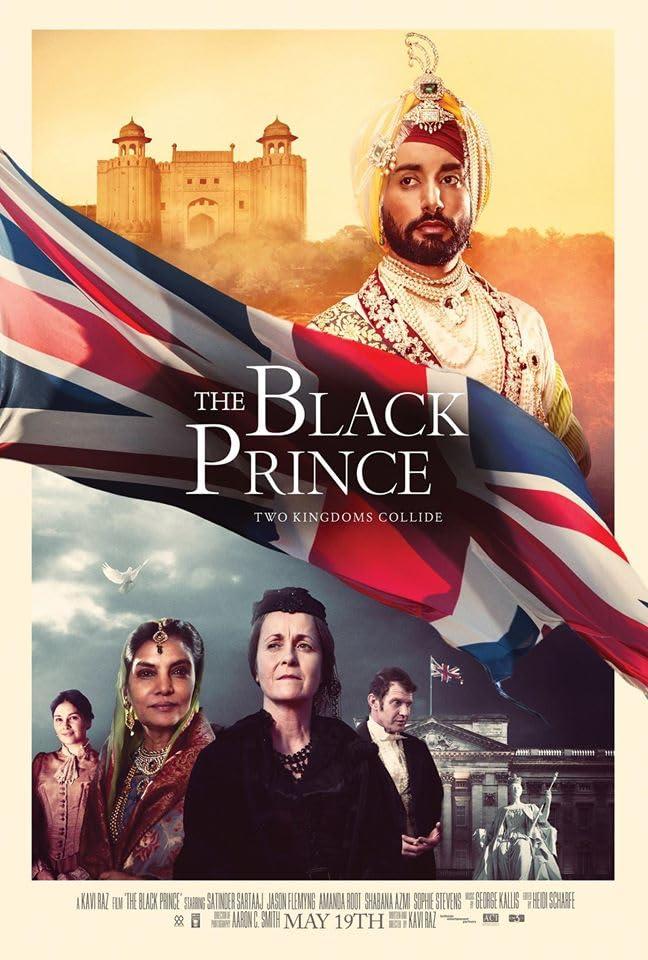 The Black Prince (2017) Hindi Dubbed