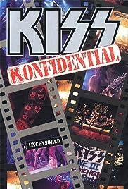 Kiss: Konfidential Poster