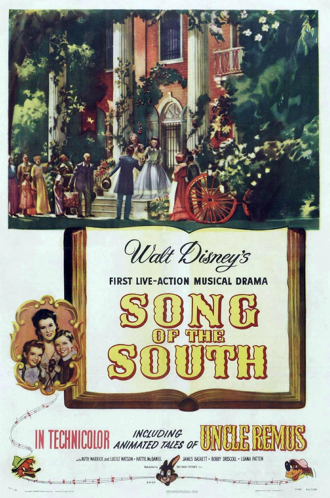 song of the south 1946 imdb