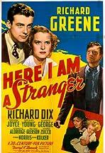 Here I Am a Stranger