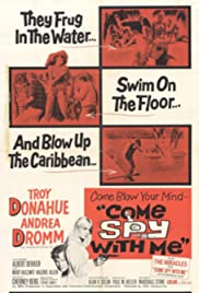 Come Spy with Me Poster