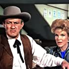 Lee J. Cobb and Pippa Scott in The Virginian (1962)
