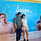 Koe Yeet and Fabian Loo at an event for Love At First Swipe (2018)