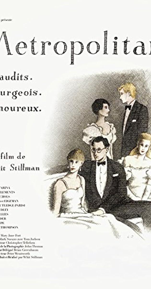 Subtitle of Metropolitan