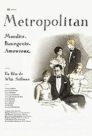 Metropolitan(1990) Poster - Movie Forum, Cast, Reviews