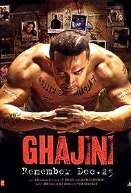 Aamir Khan in Ghajini (2008)