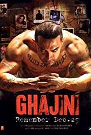 Watch Free Ghajini (2008)