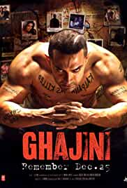 Ghajini (2008) HDRip Hindi Movie Watch Online Free