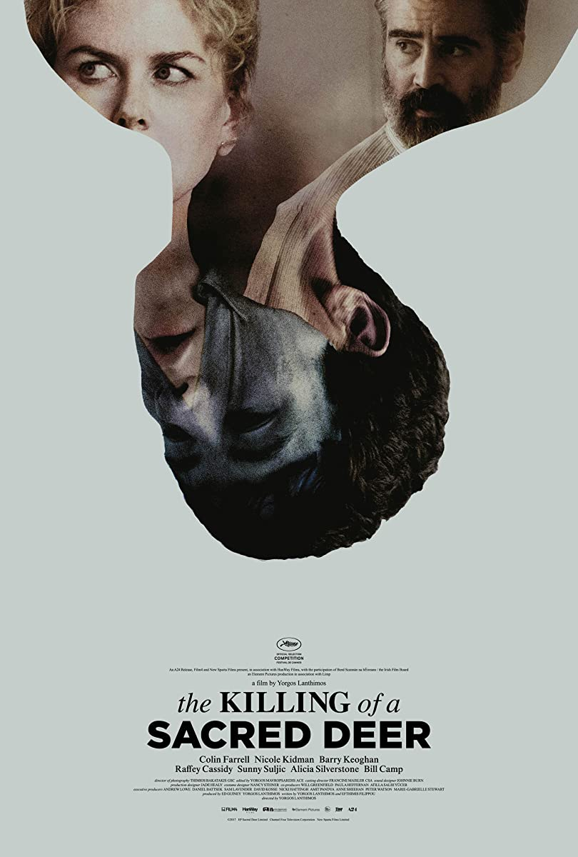 Šventojo elnio nužudymas / The Killing of a Sacred Deer (2017)